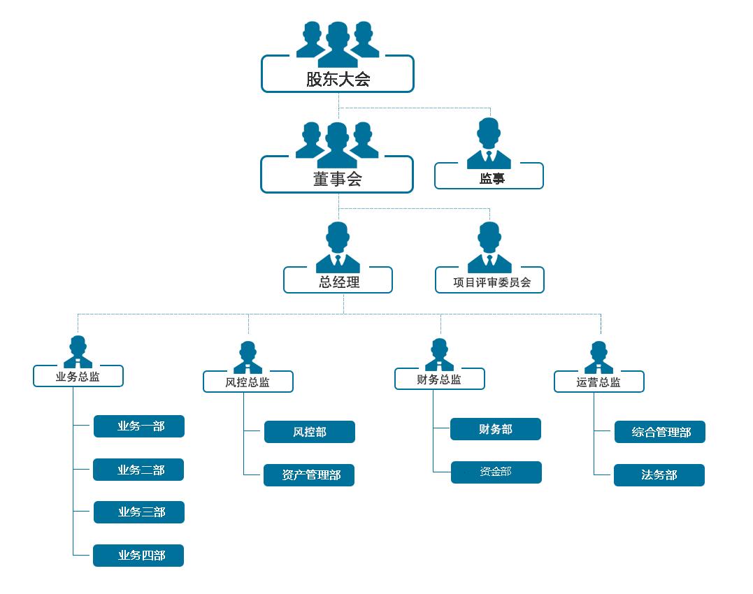 公司组织架构